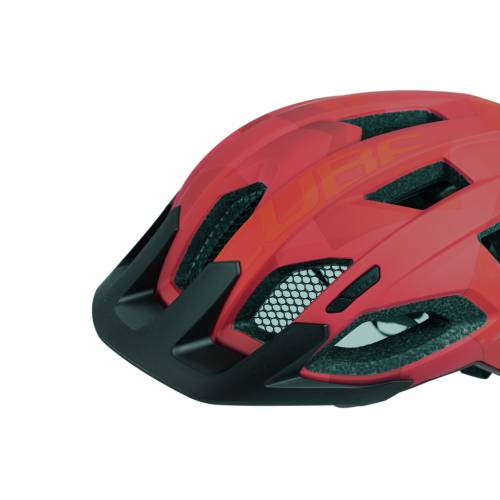 CUBE Helm PATHOS - red
