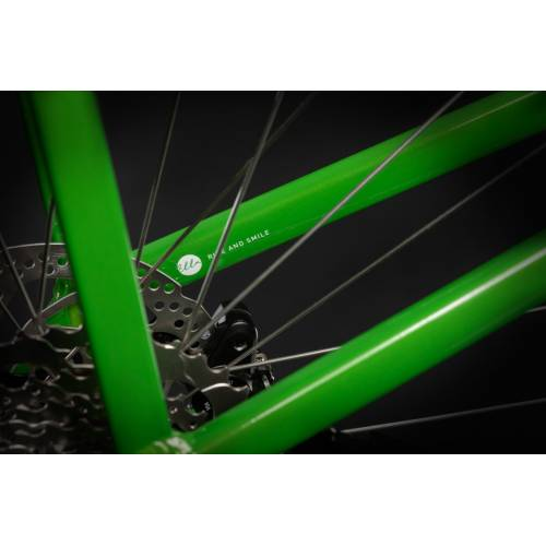 Cube Ella Ride Hybrid 500 applegreen´n´white 2021