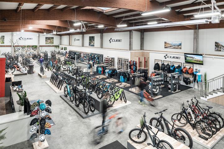 bikePoint Rhön - CUBE Store Rhön